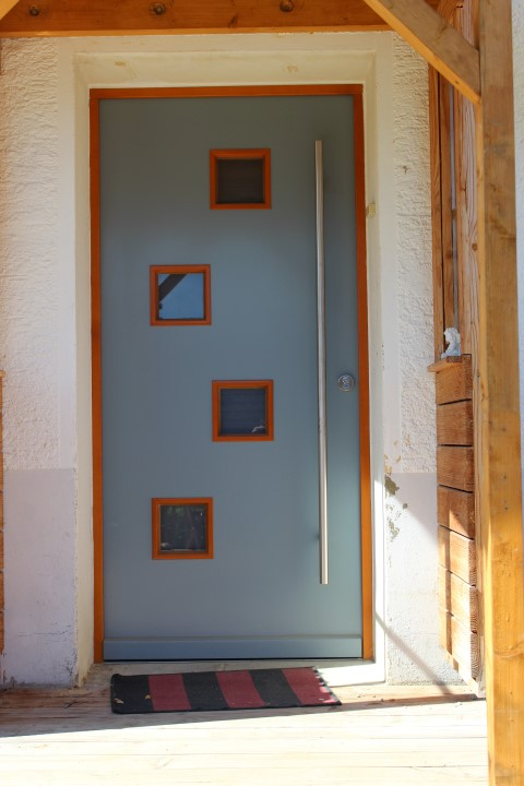 Fensterbau Arnold Fluorn Winzeln Türe1