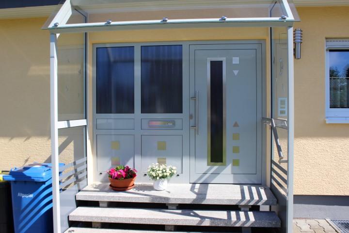 Fensterbau Arnold Fluorn-Winzeln Haustürelement
