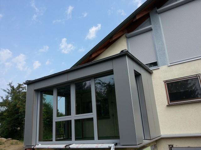 Fensterbau Arnold Fluorn-Winzeln Wohnhausanbau